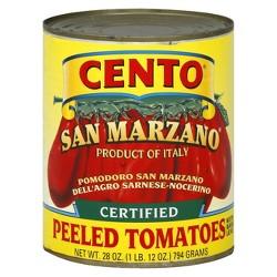 Cento San Marzano Peeled Tomatoes 28 oz