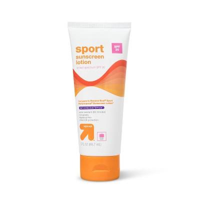 Sport Sunscreen Lotion - SPF 30 - 3oz - up & up™