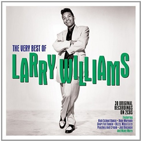 Larry williams - Very best of larry williams (CD) - image 1 of 1