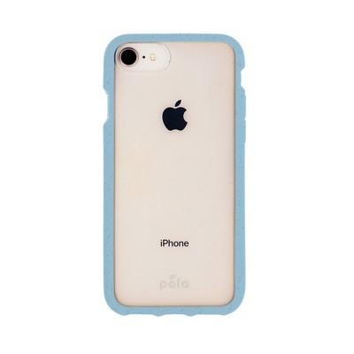 Pela Apple iPhone 12 Pro Eco-Friendly Clear Purist Protection Ridge Case - Blue