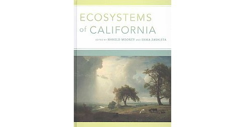 Ecosystems of California (Hardcover) - image 1 of 1