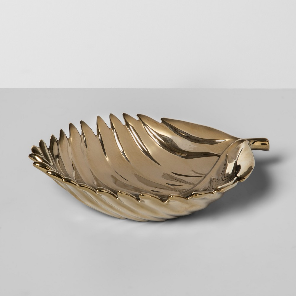 Bathroom Tray Gold - Opalhouse
