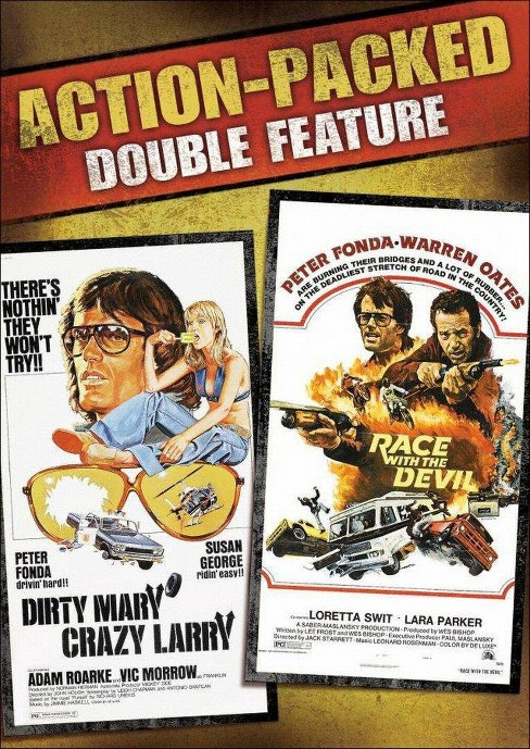 Dirty mary crazy larry/Race with the (DVD) - image 1 of 1
