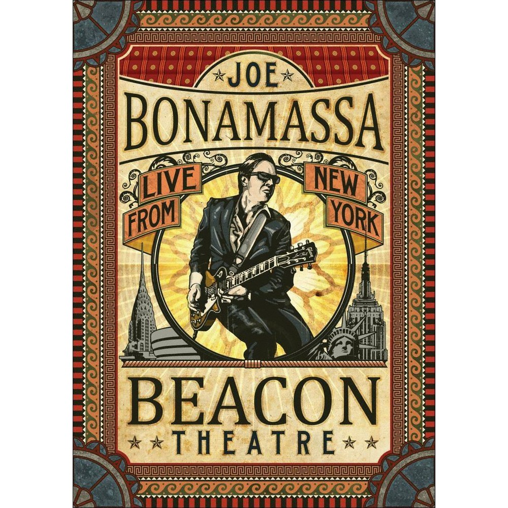 Beacon Theatre:Live From New York (Dvd)