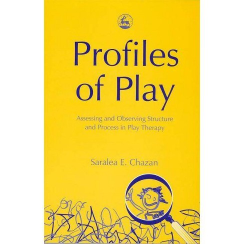 Profiles of Play - by  Saralea Chazan (Paperback) - image 1 of 1