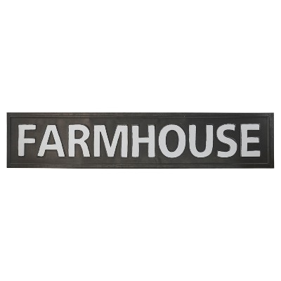 Farmhouse Wall Decor (10 x48 )- VIP Home & Garden