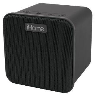 iHome Light Up Cone Bluetooth Wireless Speaker