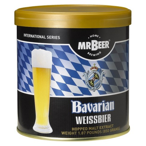 Mr. Beer Bavarian Wiessenbier - image 1 of 1