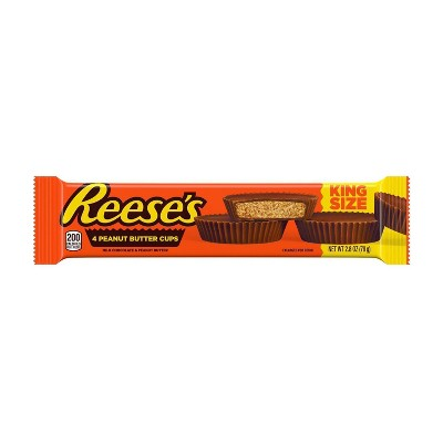 2.8oz Reese's Peanut Butter Cup King Size