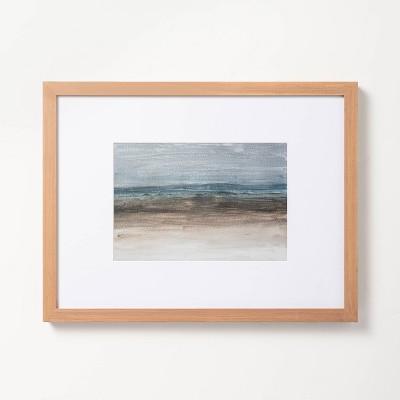 "12"" x 16"" Landscape Horizontal Framed Wall Art - Hearth & Hand™ with Magnolia"