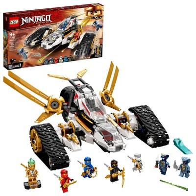 LEGO NINJAGO Legacy Ultra Sonic Raider 71739 Building Kit