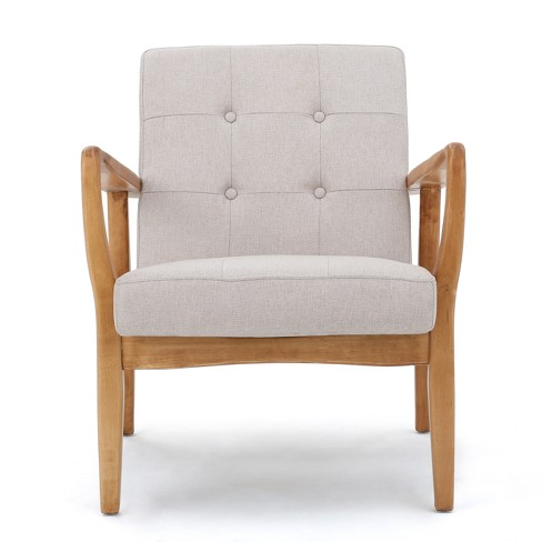 Magnificent Brayden Tufted Club Chair Medium Beige Christopher Knight Home Gamerscity Chair Design For Home Gamerscityorg