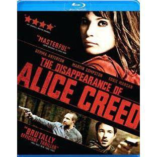 The Disappearance of Alice Creed (Blu-ray)(2010)