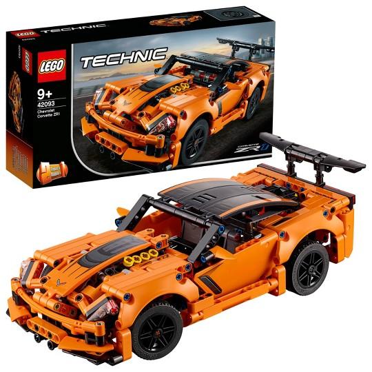 LEGO Technic Chevrolet Corvette ZR1 42093 image number null