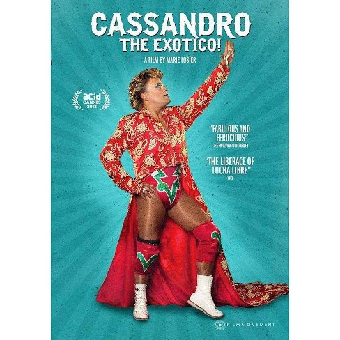 Cassandro, The Exotico! (DVD) - image 1 of 1