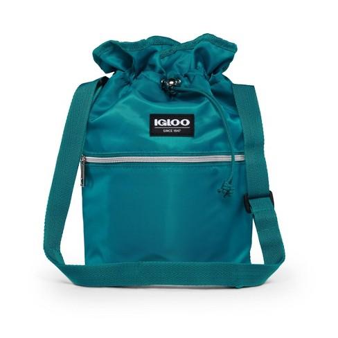 Igloo Sport Luxe Bucket Lunch Sack - Teal - image 1 of 4
