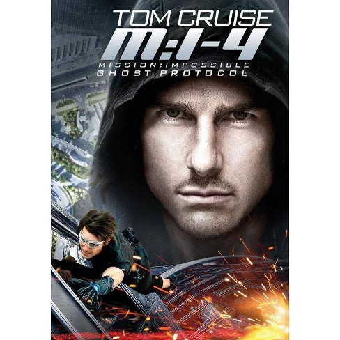 Mission: Impossible - Ghost Protocol (DVD) - image 1 of 1