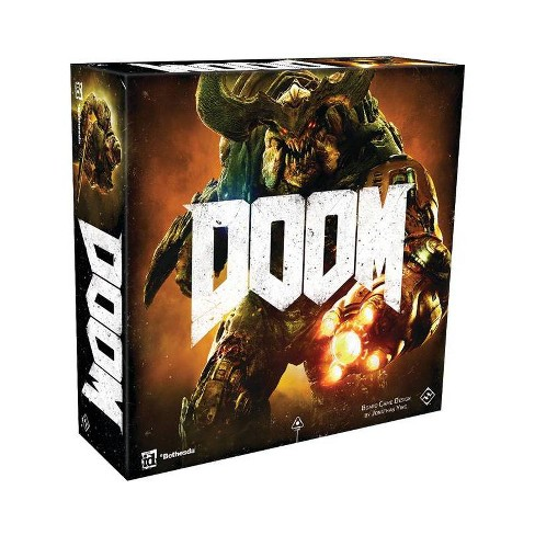 Doom: The Board Game Second Edition - image 1 of 3