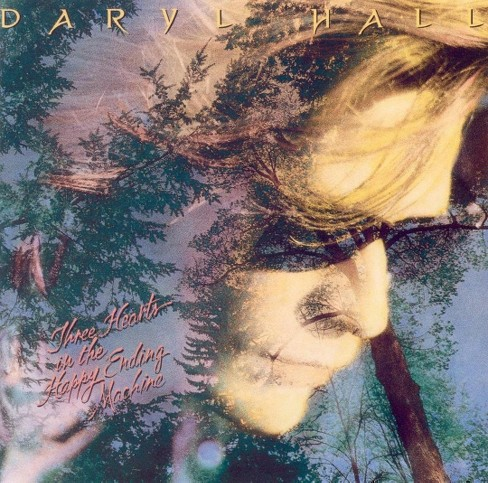 Daryl hall - 3 hearts in the happy ending machine (CD) - image 1 of 1
