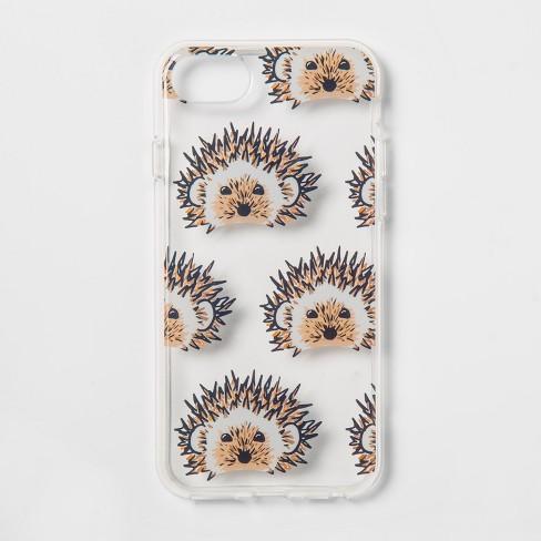 iphone 8 case hedgehog