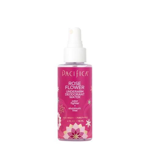 Pacifica Rose Underarm Deodorant Spray - 4 fl oz - image 1 of 3