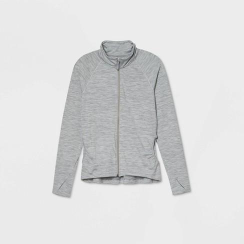 Women's UPF 50+ Full Zip Jacket - All in Motion™ - image 1 of 1