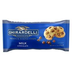 Ghirardelli Milk Chocolate Premium Baking Chips - 11.5oz