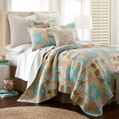 Bridgetown Quilt and Pillow Sham Set - Levtex Home
