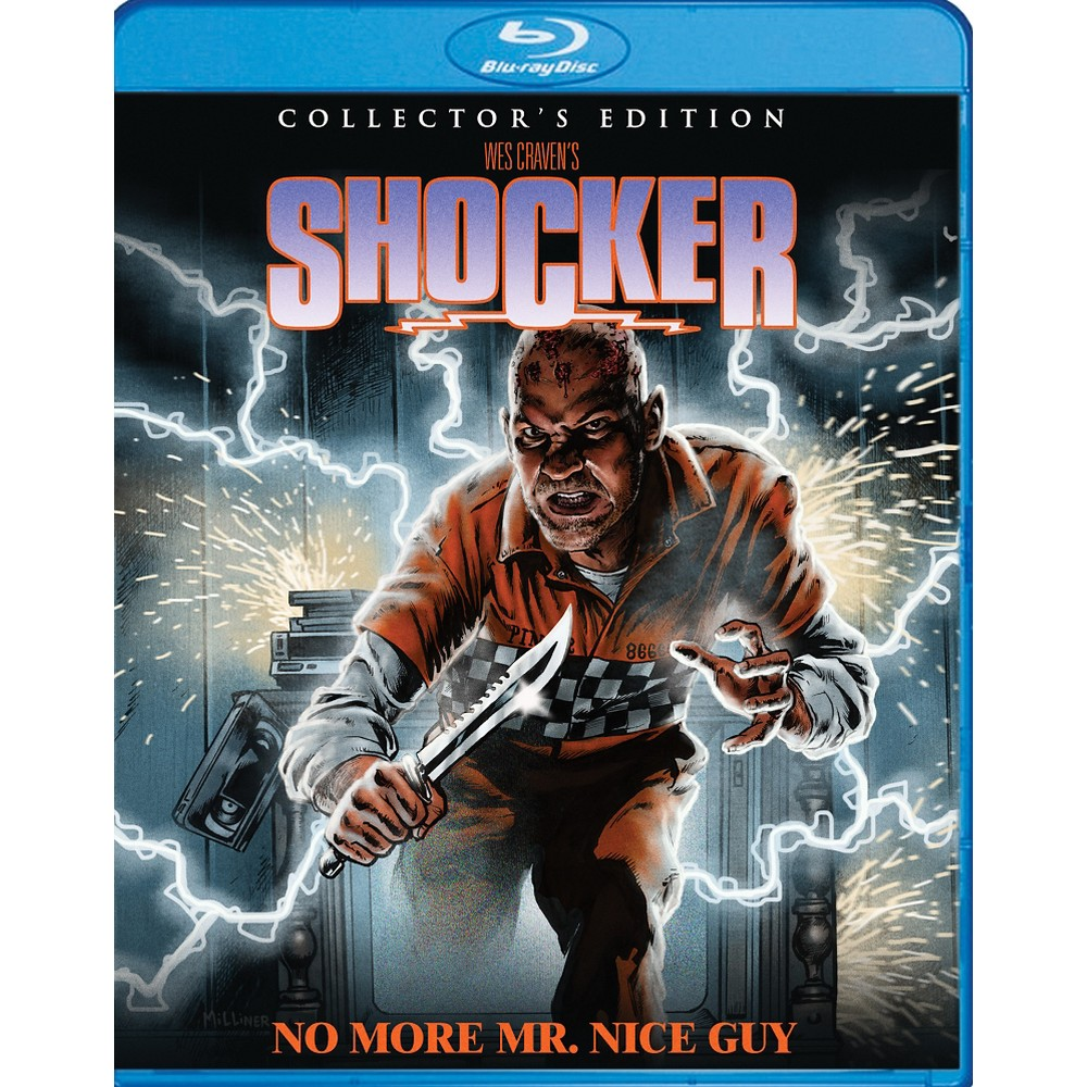 Shocker (Blu-ray), Movies