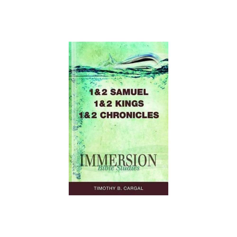 Immersion Bible Studies 1 2 Samuel 1 2 Kings 1