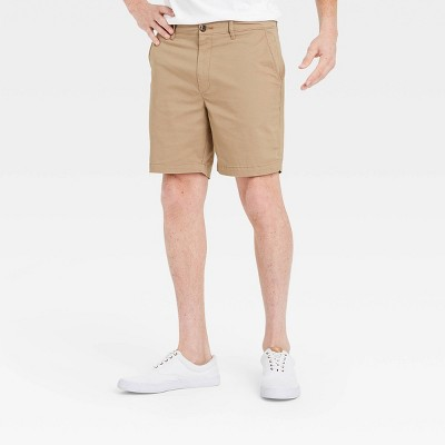 "Men's 7"" Flat Front Shorts - Goodfellow & Co™"
