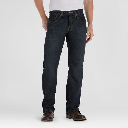 DENIZEN® from Levi's® Men's Relax Fit Jeans 285™ Boss 32X32 - image 1 of 2