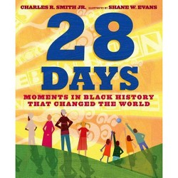 28 Days - by Charles R Smith (Hardcover)
