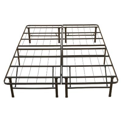 """Eco Dream Bed Frame 14"""" Metal Platform - Accent Furniture"""