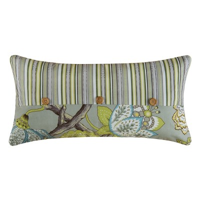 C&F Home Nottingham Button Embellished Pillow