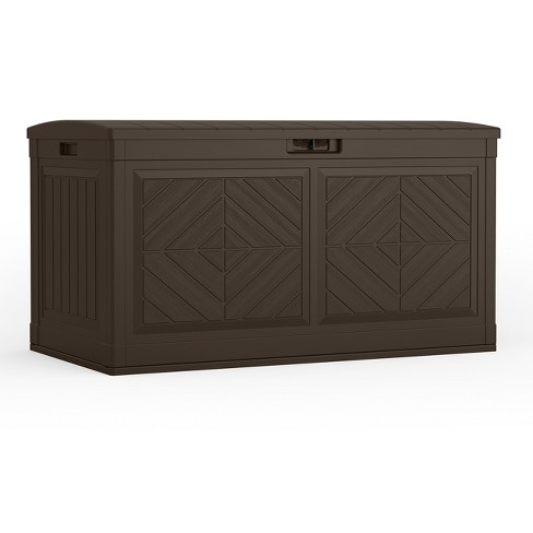 "Deck Box 24.25"" - Brown - Suncast - image 1 of 3"