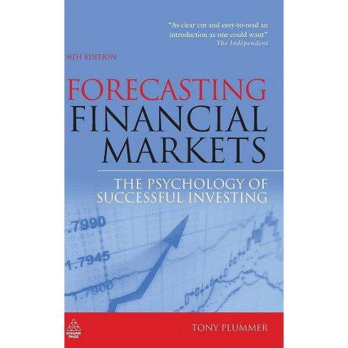 Forecasting Financial Markets - 6 Edition by  Tony Plummer (Hardcover) - image 1 of 1