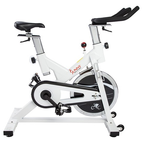 57daa32b009 Sunny Health And Fitness (SF-B1110) Indoor Cycling Bike - White   Target