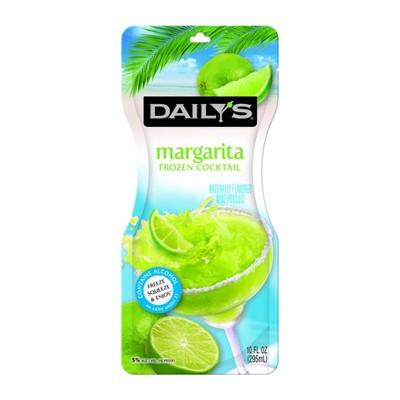 Daily's Margarita Frozen Cocktail - 10 fl oz Pouch