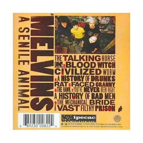 Melvins - Senile Animal (CD) - image 1 of 1