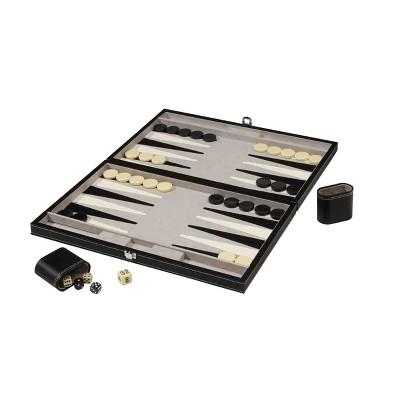 "Mainstreet Classics Classic 23"" Backgammon Set"