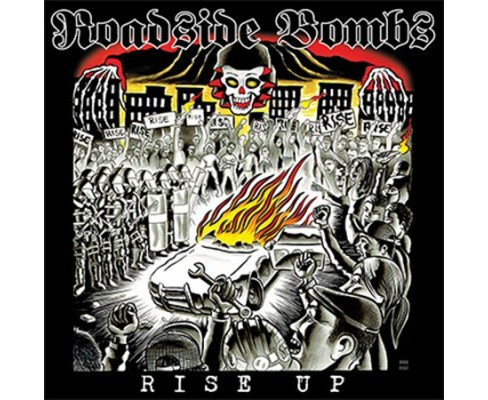 Roadside Bombs - Rise Up (Vinyl) - image 1 of 1