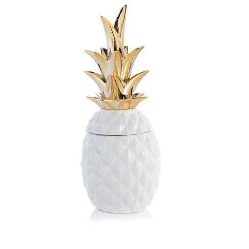 Small Pineapple Jar - Shiraleah - image 1 of 1