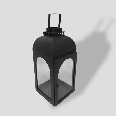 16  Weathered Zinc Outdoor Lantern - Smith & Hawken™