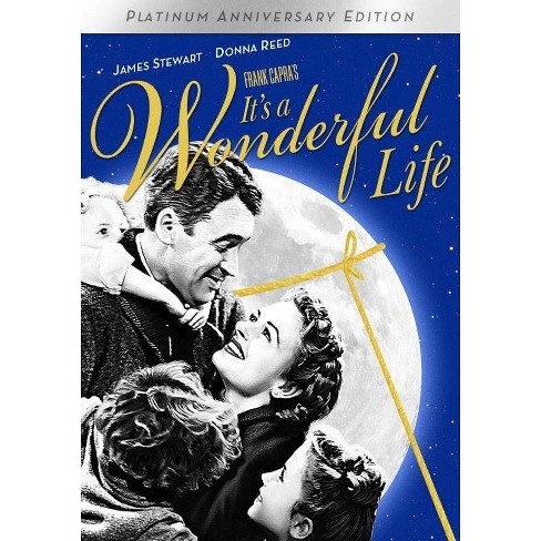 It's a Wonderful Life (Colorized/B&W) (2 Discs) (DVD) - image 1 of 1
