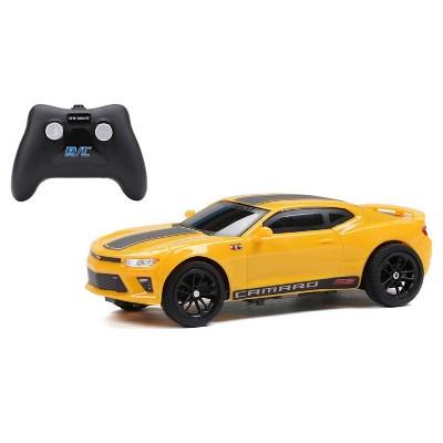New Bright Radio Control Toy Vehicles - Chevy Camaro - 1:24 Scale