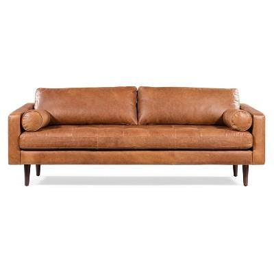 Florence Mid-Century Modern Sofa - Poly & Bark