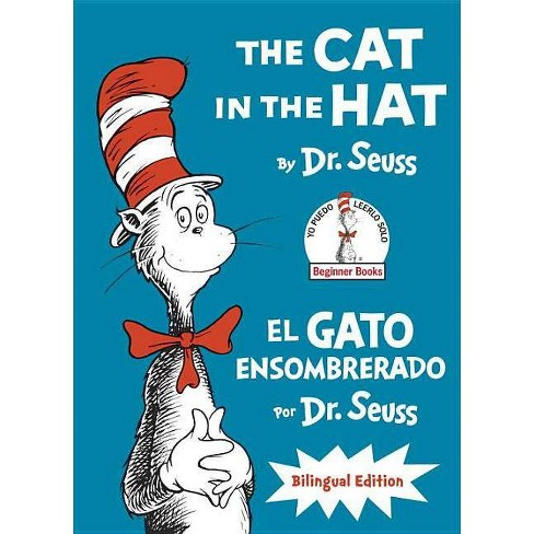 The Cat in the Hat/El Gato Ensombrerado (the Cat in the Hat Spanish Edition) - (Classic Seuss) - image 1 of 1