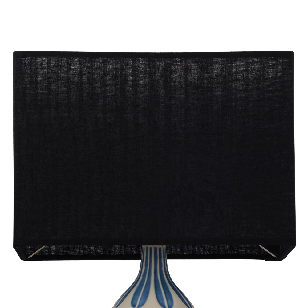 Image of Small Rectangle Lampshade Black - Project 62