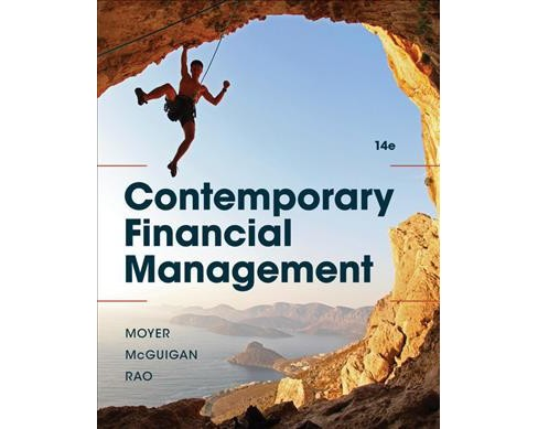 Contemporary Financial Management (Hardcover) (R. Charles Moyer & James R. McGuigan & Ramesh P. Rao) - image 1 of 1